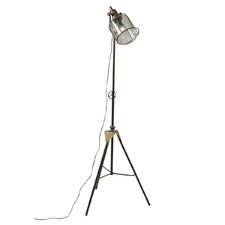 Shand Metal Floor Lamp