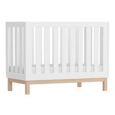 Babyrest White Bailey Cot