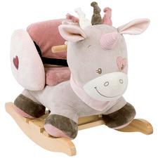 Kids' Pink Jade The Unicorn Rocking Toy