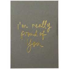 I'm Really Proud Of You Greeting Cards (Set of 10)