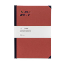 Rust R.P.S. A4 Folder