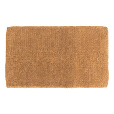 Natural Woven Coir Doormat