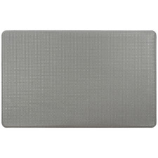 Dark Grey Comfort Foam Kitchen Mat