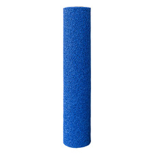 Blue Vinyl Loop Pool Mat