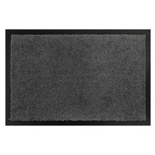 Charcoal Novelty Doormat