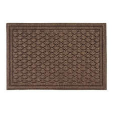 Brown Diamond Eco Doormat