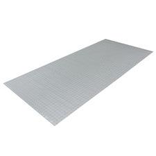 Checker Plate Garage Mat
