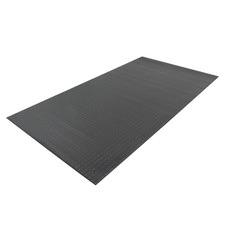 Black Studded Rubber Mat