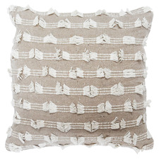Threaded Cotton Cushion