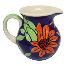 Floral 1.5L Ceramic Jug