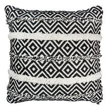 Tiffa Woven Cotton Cushion