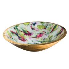 Parrot Salad Bowl
