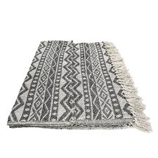 Alexa Woven Cotton Throw