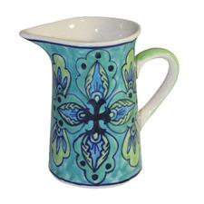 Turquoise 300ml Ceramic Jug