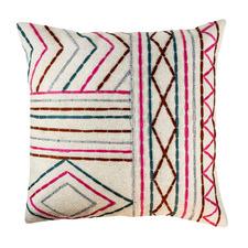 Stitched Cotton Cushion