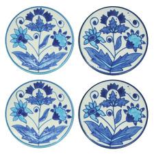 Cayden Ceramic Coasters (Set of 4)