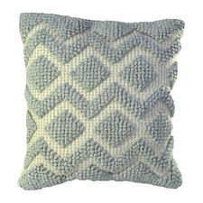 Chevron Woven Cotton Cushion