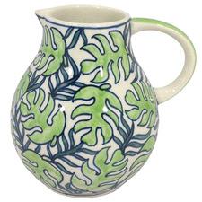 Palm 2L Ceramic Jug