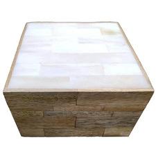Ilyas Bone Inlay Storage Box