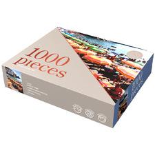 Amalfi Neapolitan 1000 Piece Jigsaw Puzzle
