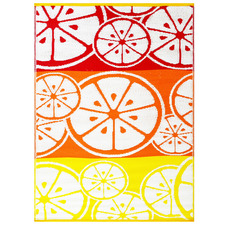 Orange Chatai Classic Outdoor Rug