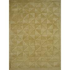 Hand Made Wool & Cotton Rug