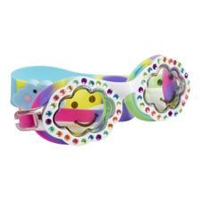 Kids' White Cloud 9 Swim Goggles