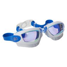 Kids' Royal Blue Galaxy Swim Goggles