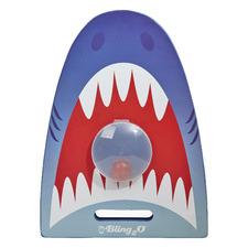 Kids' Blue Tip Sam The Shark Jr. Kickboard