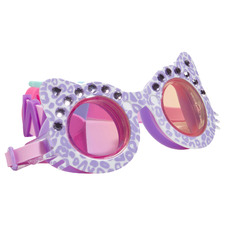 Kids' Purple Mittens The Cats Meow Swim Goggles