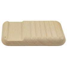 Tradition Beech Wood Soap Dish