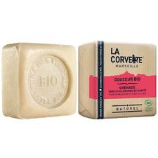 100g Organic Sweetness Pomegranate & Shea Butter Soap