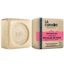 100g Organic Sweetness Rose Petal Soap