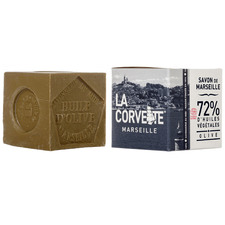 300g Boxed Olive Marseille Soap