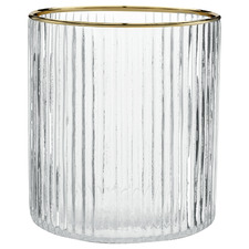 11cm Glass Decorative Vase