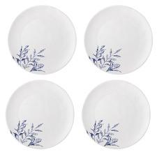 Repose 17cm Porcelain Plates (Set of 4)