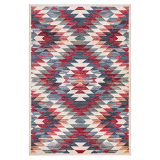 Multi-Coloured Darcy Geometric Rug