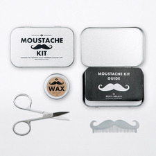 Moustache Care Kit