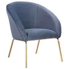 Alinafe Velvet Armchair