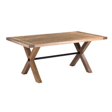 Natural Corsica Dining Table