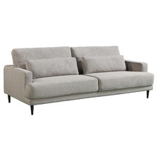 Sonny 3 Seater Fabric Sofa