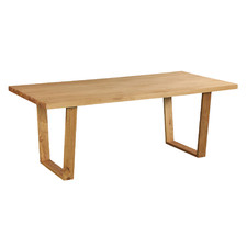 Natural Leigh Dining Table