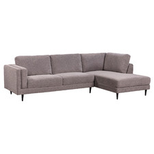 Austin 3 Seater Fabric Sofa with Chaise