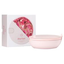 Ceramic & Silicone Lunch Bowl