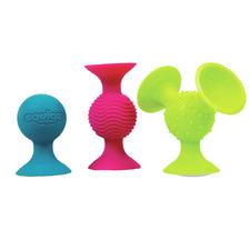 Babies' 3 Piece PipSquigz Suction Cup Set