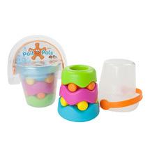 Babies' 6 Piece Pail Pals Bath Toy Set
