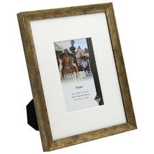 "Petite 8 x 10"" Wooden Photo Frame"