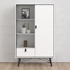 Black Koltynne Display Cabinet