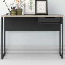 Matte Onyx Desk