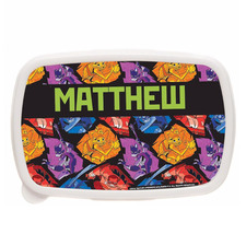Kids' RTMNT Personalised Lunchbox